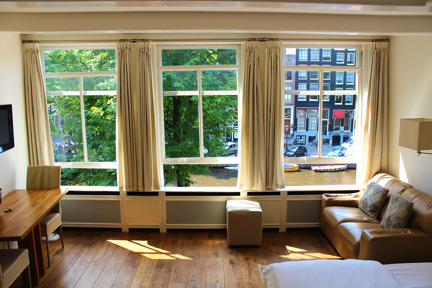Apartment Amber | Amsterdam Jewel Apartments | Canal View ...