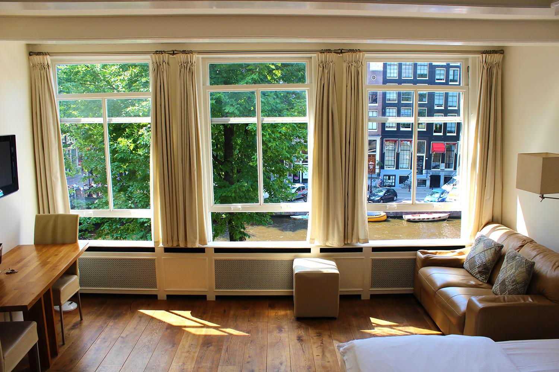 Amsterdam Jewel Apartments | Canal Apartments Amsterdam ...